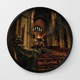 saint patrick Wall Clock