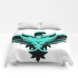 Blue eagle Comforters