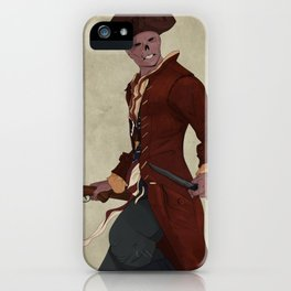 Mayor of Goodneighbor iPhone Case