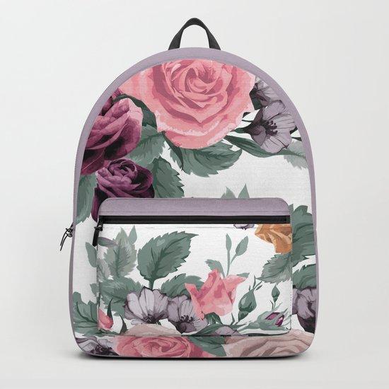 FLOWERS VIII Backpack