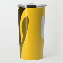 Solar Plexus Chakra - Wisdom & Power Travel Mug