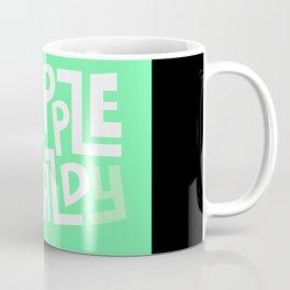 Cripple & Baldy Logo Option 04 Coffee Mug