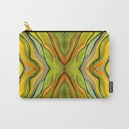 Flared Fern Carry-All Pouch