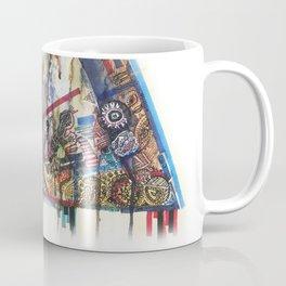 Science through time Coffee Mug