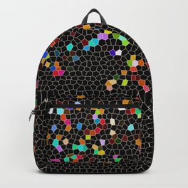 Confetti Mosaic Cells Backpack