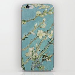 Almond Blossom iPhone Skin