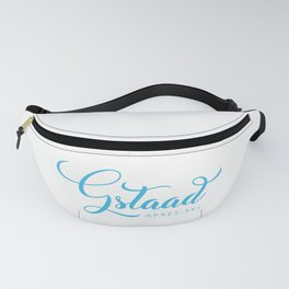 GSTAAD Fanny Pack