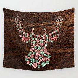 Oh Sweet Deer Wall Tapestry