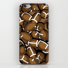 Football Season iPhone Skin