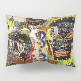 Kaos Heads Pillow Sham