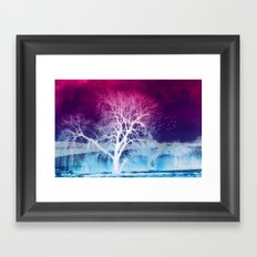 NOCTURNO Framed Art Print