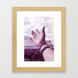 Let us go then, you and I Framed Art Print