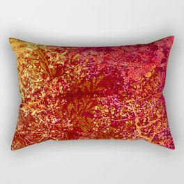 golden trees Rectangular Pillow