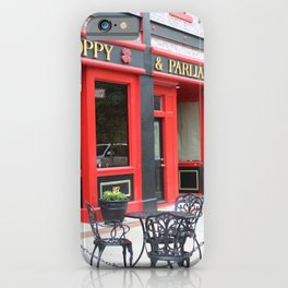 The Poppy and Parliament iPhone Case