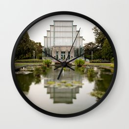 St. Louis Forest Park Jewel Box Wall Clock