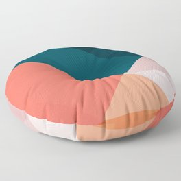 Geometric 1708 Floor Pillow
