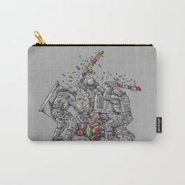 Police Brutality Carry-All Pouch