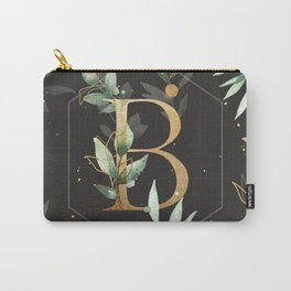 The letter B Carry-All Pouch