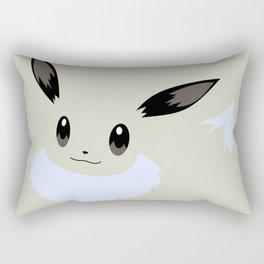 Shiny Eevee Rectangular Pillow