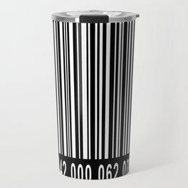 Barcode #1 inverse Travel Mug