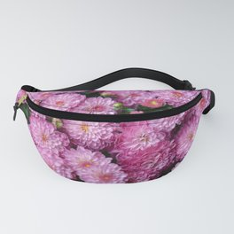 pink mums Fanny Pack