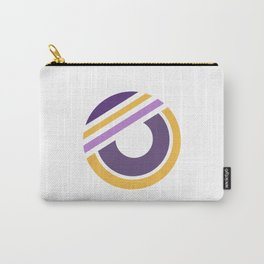 Circle of life 2 - geometric minimal Carry-All Pouch