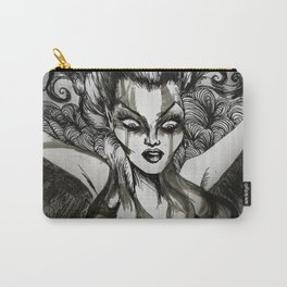 Out Of The Ashes She Raises Carry-All Pouch