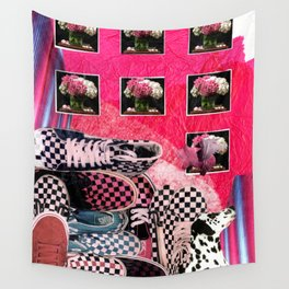 Shoes Shoes Shoes Wall Tapestry