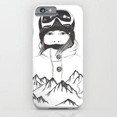 Mountain Girl Slim Case iPhone 6s