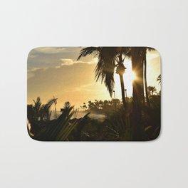 Photo 33 beach palm trees Bath Mat
