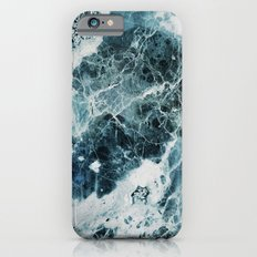 Blue Sea Marble Slim Case iPhone 6s