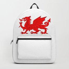 Welsh Dragon Backpack