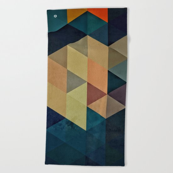synthys Beach Towel