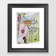 Propaganda Framed Art Print