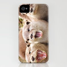 Otter Sequence Slim Case iPhone (4, 4s)