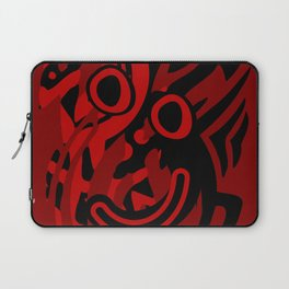 Witch Doctor Laptop Sleeve