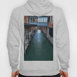 Canal of Venice Hoody