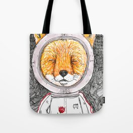 Le Petit Fox  Tote Bag