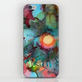 Color Splash iPhone Skin