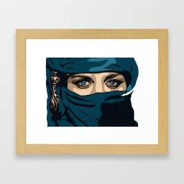 Arabian style  Framed Art Print