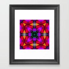 Mandala8 Framed Art Print