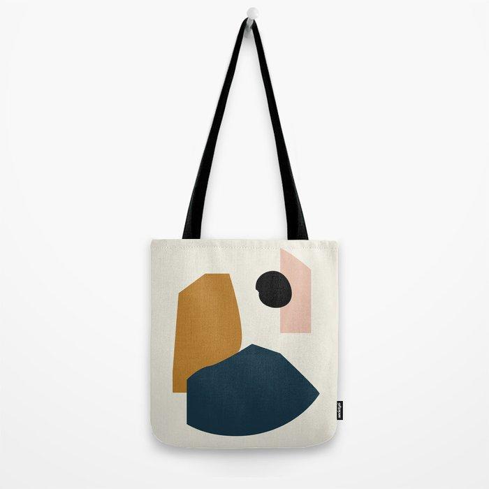 Shape study #1 - Lola Collection Tote Bag