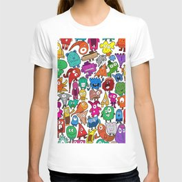 The shapely bunch T-shirt