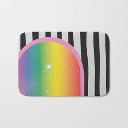 Stars Shine Brighter With You Bath Mat