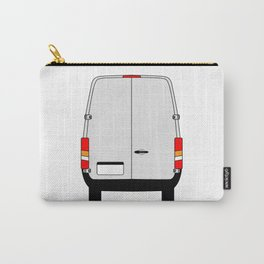 Small Van Back Doors Carry-All Pouch
