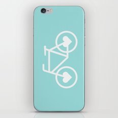 Ride Your Heart Out -  Bike Bicycle Love iPhone & iPod Skin