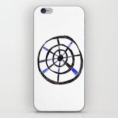 Biro Wheel Pattern iPhone & iPod Skin