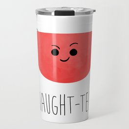 Naught-tea Travel Mug