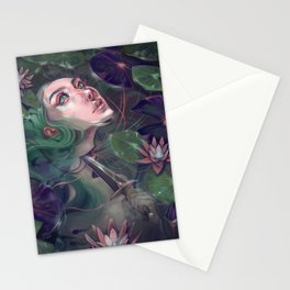 Spirit of the Lake Stationery Cards