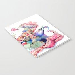 Elephants, Pillows & Blankets Notebook